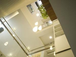 Giếng trời trong thiết kế kiến kiến trúc