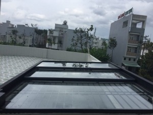 Mái xếp tự động 3 tầng công nghệ cao