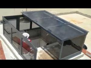 Phong thủy cho cửa mái nơi giếng trời